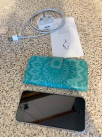 iPhone SE, 32 GB, SIM free, in very good condition