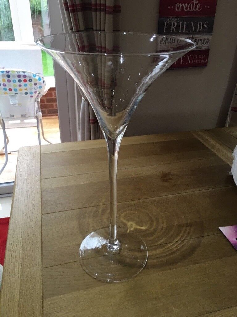 Martini glass 50cm