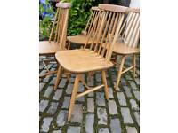 Ercol style chairs.