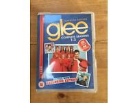GLEE Complete Seasons 1-3 Box