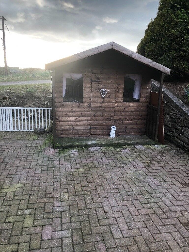 Shed Playhouse In Carluke South Lanarkshire Gumtree
