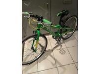 Child's Carrera Abyss bike