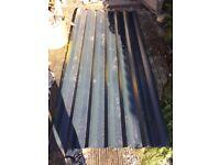 Free metal roof sheet