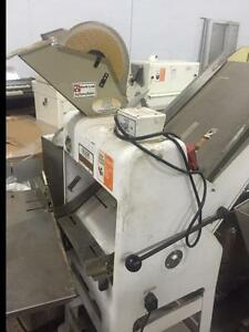 Gravity Feed Bread Slicer -- Oliver 797