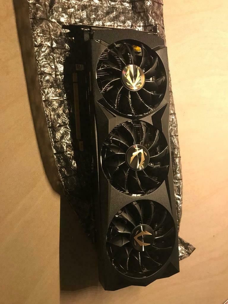 Zotac Gaming GeForce RTX 2080 ti | in Hornchurch, London | Gumtree