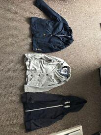 Boys summer jackets