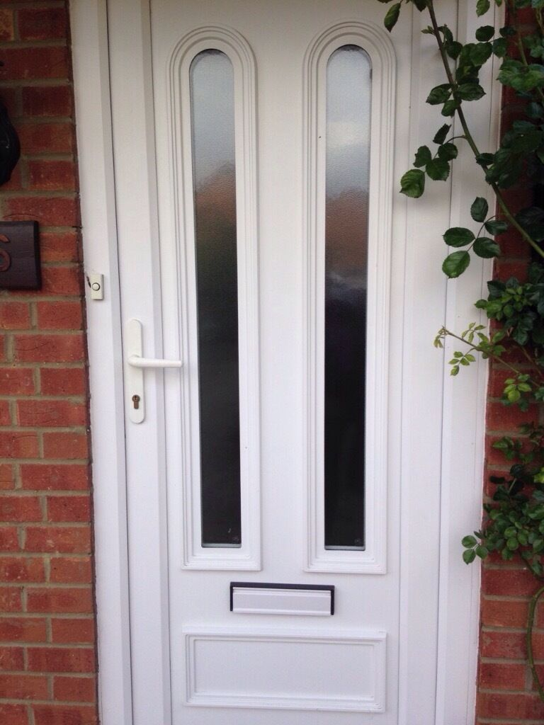 White upvc front door buy sale and trade ads great prices for Upvc front doors for sale