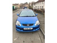 2005 Honda Civic 1.6 Sport