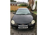 Chrysler Neon 2.0 Petrol Automatic