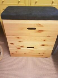 Novelty gym horse chest drawers