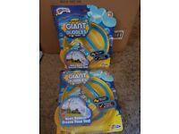 Brand new Giant Bubble Kit fantastic gift