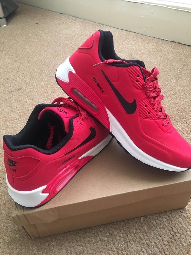 SIZE 7 + 9 BRAND NEW NIKE AIRMAX 90 AIR MAX BOXED TRAINERS (NOT) tn 110s 95 110 adidas 97   in Erdington, West Midlands   Gumtree