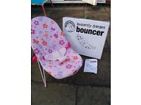 Baby Bouncer Vibrating Chair