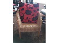 A child armchair