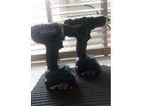 Makita drill / impact / sds breaker