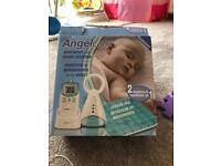 Angelcare movement and sound monitor. Excellent condition.