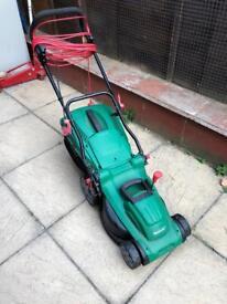 Qualcast electric mower