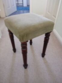 Antique / Victorian Foot Stool