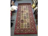 Persian Style Red Rug 80 x 180cm