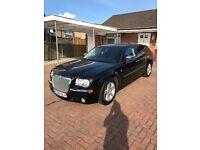 Chrysler 300C 3.0 CRD V6 Auto 2008 Black