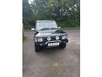 Land Rover Discovery 2 - TD5 ES - 10 MONTHS MOT