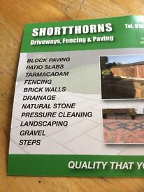 Brick layers and labourers needed