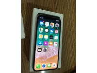 IPhone X unlocked for all networks in fantástico condition