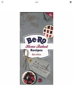Bero Recipe Book - Latest Issue.