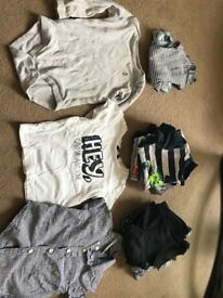 Bundles of baby boy cloth,12-18month