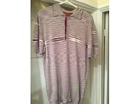 Men's cashmere missoni polo L
