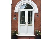 """French Door 95"""" X 48.5"""" WITH ARCH OR WITHOUT ARCH 78"""" X 48.5"""""""