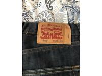 Levi jeans genuine both w30 l32 holister jeans w31 l30