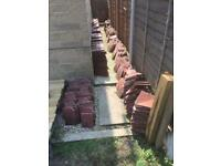 835 Red Russell Roof Tiles