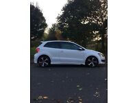 2011 VW POLO 1.2 MODA GTI R LINE LOOKS IN WHITE MK7 GTI ALLOYS CAT D 42K 2KEYS V5 BARGAIN £3395ONO