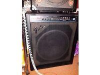 fender bass amp 300 watts