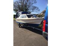 Shetland 535 boat