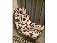 Ikea Lunna swivel chair