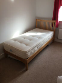 Wooden Single Bed 3Ft