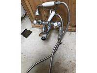 Bath tap and shower mixer