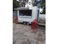 Catering van business for sale