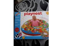 Galt playnest suitable from birth