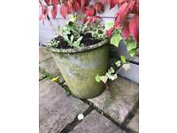 Stone Bucket/ Pale -Antique - without handle