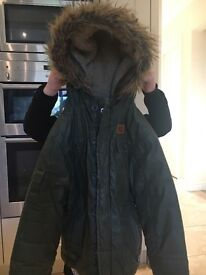 Boys coat, French connection, age 5/6
