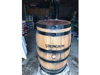 Strongbow/Whiskey Barrel