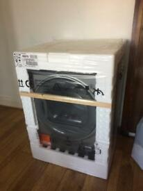 Brand New HOTPOINT Aquarius FTCF87BGG Condenser Tumble Dryer 8 kg Graphite.