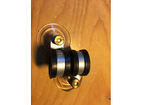 Bullet camera suction mount