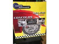 C3 Corvette Stingray Car radio/ new