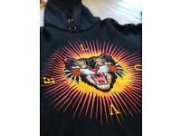 Gucci Angry Cat/Modern Future Hooded Sweatshirt - £1080 RRP - Worn TWICE! Quick Sale!