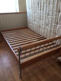 Sturdy Double bed frame