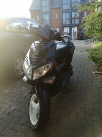 Peugeout speedfight 2 50cc. Very nippy very good condition